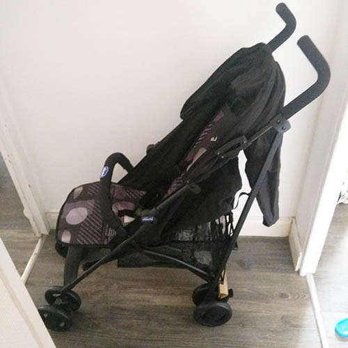 Pousette 4 roues Chicco London Up
