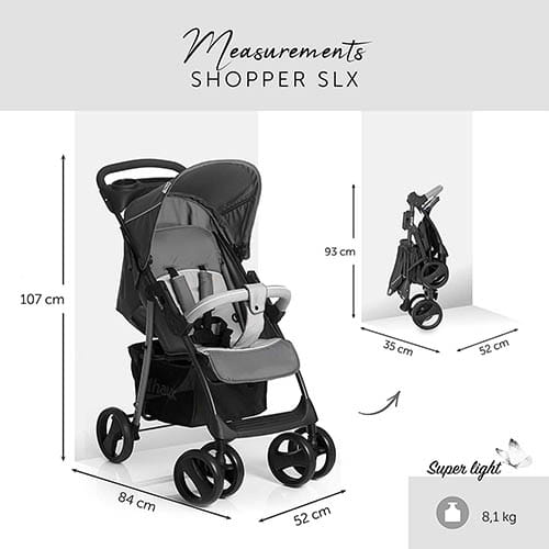 Pousette Shopper SLX