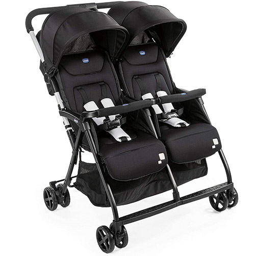 Avis Chicco Ohlala Twin poussette double